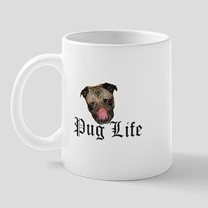 Chewie Pug Life Mug