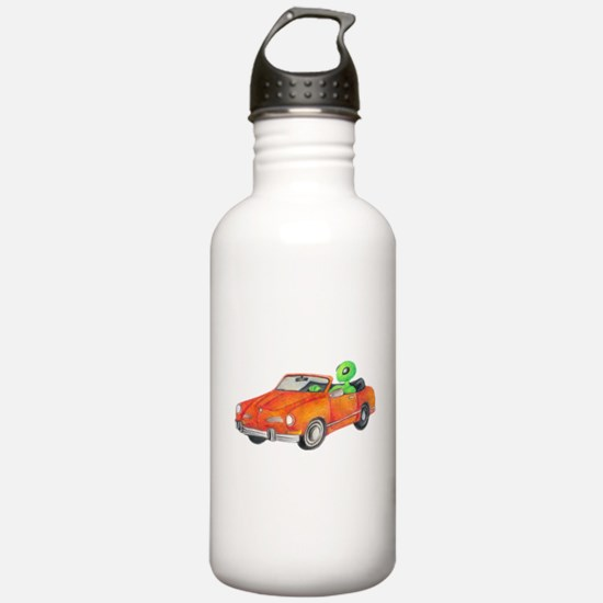 Volkswagen Karmann Ghian Water Bottle