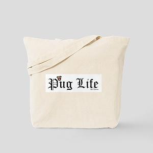 Super Pug Life Tote Bag
