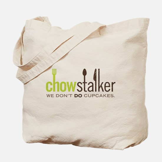 Chowstalker Tote Bag