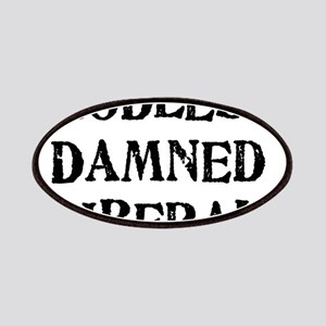 Godless Damned Liberal Patches