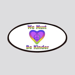 We Must Be Kinder Patch