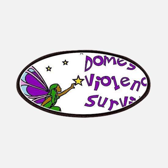 Domestic Violence Survivor Patches