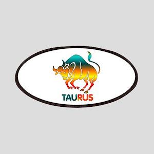 Rainbow Taurus Patch