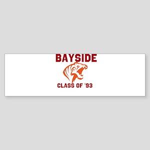 Bayside Tigers Sticker (Bumper)