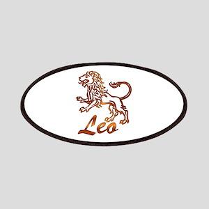 Bronze Lion Patch
