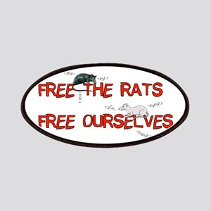 Free The Rats Free Ourselves Patches