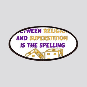 Atheist Quote Patches