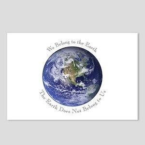 We Belong Postcards (Package of 8)