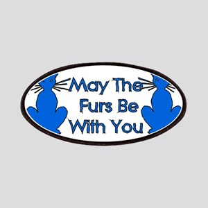 May The Furs Be With You Patches