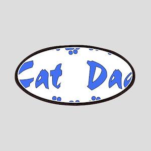 Cat Dad Patches