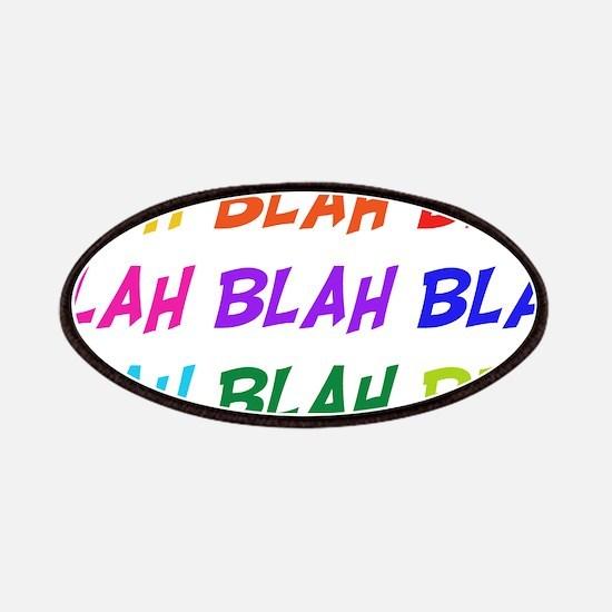 Blah Blah Blah Patches