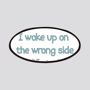 Wrong Side Of Life Patches