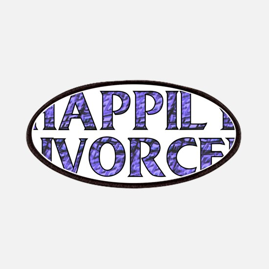 Happily Divorced Patches