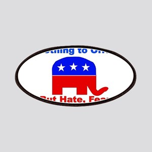 Anti-Republican Patches
