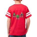 Monster Trio Youth Football Shirt T-Shirt