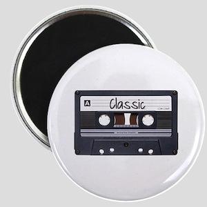 Classic Cassette Magnet