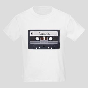 Classic Cassette Kids Light T-Shirt