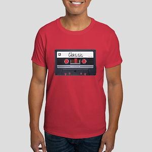 Classic Cassette Dark T-Shirt