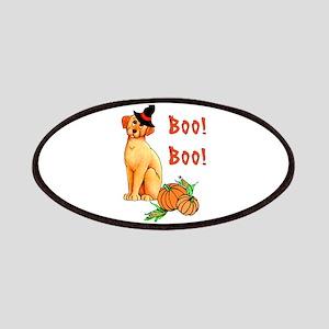Halloween Puppy Dog Patch