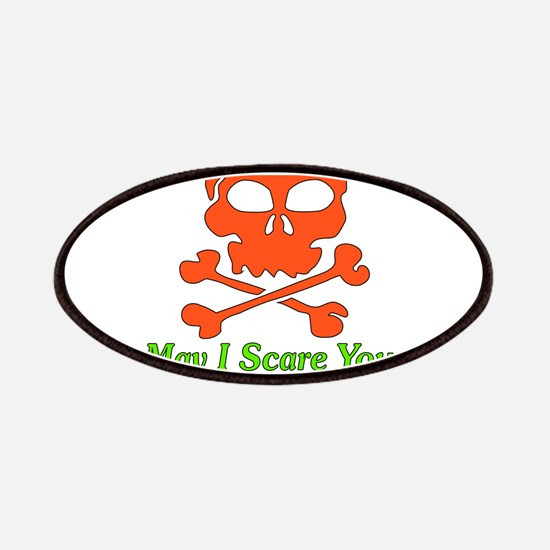 Halloween Pickup Line Patches