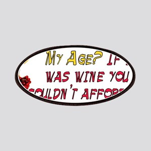 Fine Wine Patches