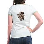 Shakerleg Jr. Ringer T-Shirt