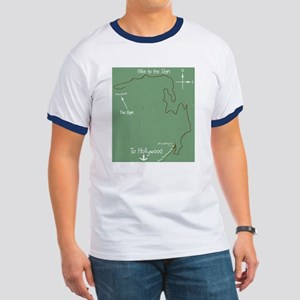 Hollywood Sign Hike T-shirt