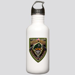 US Army Special Forces Shield Stainless Water Bott