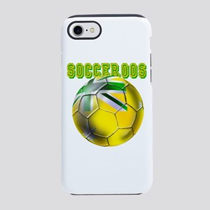 Socceroos Football iPhone 7 Tough Case