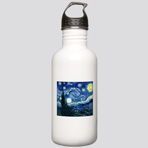 Starry Night Stainless Water Bottle 1.0L