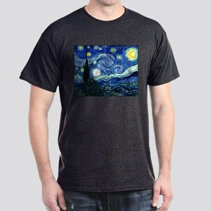 Starry Night Dark T-Shirt