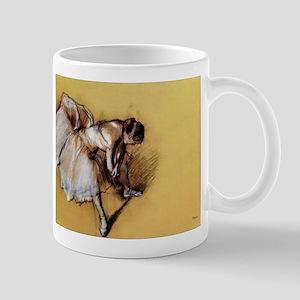 Degas' Dancer Adjusting Her S Mug