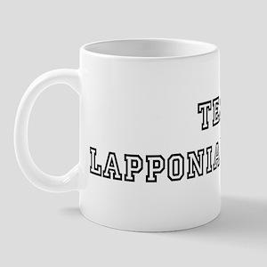 Team Lapponian Herder Mug