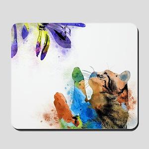 Cat 610 Mousepad