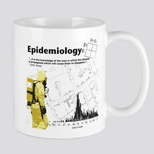 Epidemiology Inspirational Quote Mug