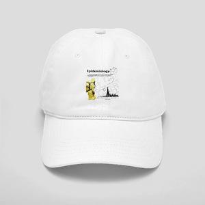 Epidemiology Inspirational Quote Cap