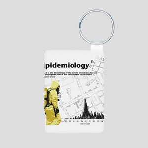Epidemiology Inspirational Quote Aluminum Photo Ke
