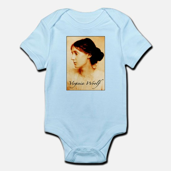 Virginia Woolf Infant Bodysuit