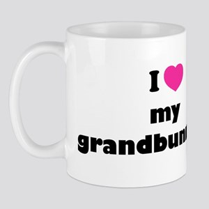 I love my grandbunnies. Mug