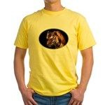 Bengal Tiger Yellow T-Shirt