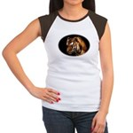 Bengal Tiger Women's Cap Sleeve T-Shirt