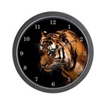 Bengal Tiger Wall Clock