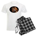 Bengal Tiger Men's Light Pajamas