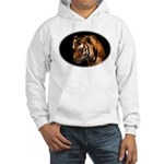 Bengal Tiger Hooded Sweatshirt