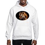 Bengal Tiger Hooded Sweatshirt