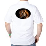 Bengal Tiger Golf Shirt