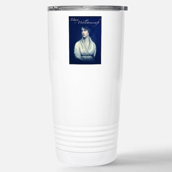 Mary Wollstonecraft Stainless Steel Travel Mug