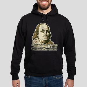 Franklin Extremist Hoodie (dark)