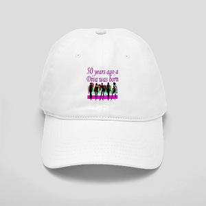 50TH DIVA Cap